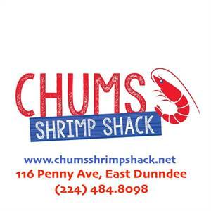 Chums Shrimp Shack, Seafood Restaurant